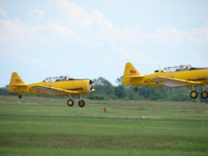 Canadian Harvard Aircraft Association - CHAA