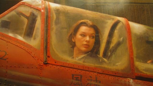 airplane movie cockpit scene