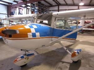 Cessna 150 Aerobat Airplane
