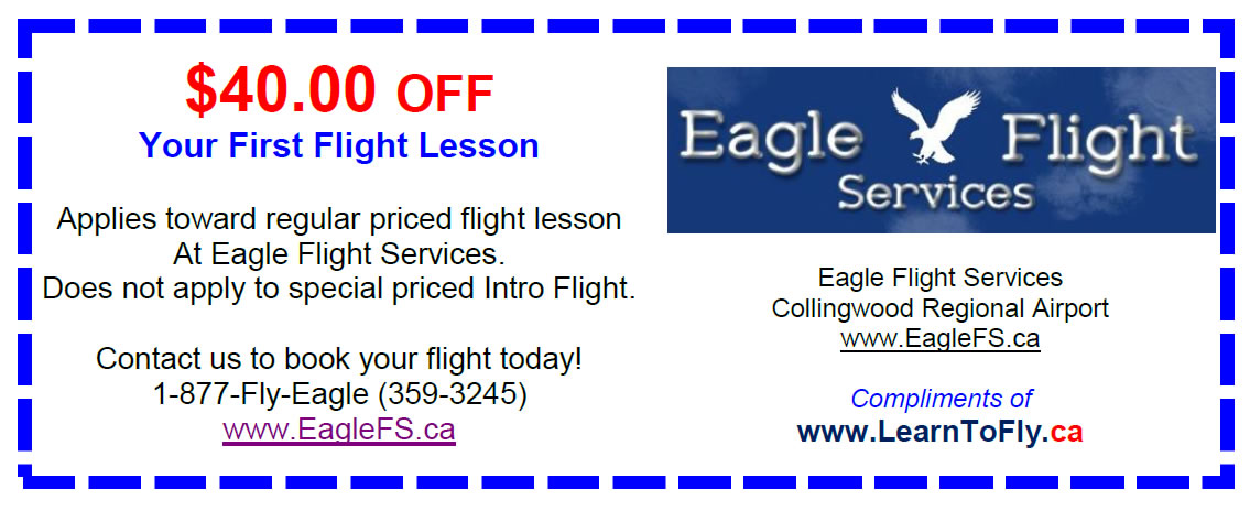 Airline discount coupon