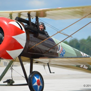 Great War Flying Museum - GWFM - Brampton