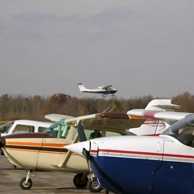 WWFC Aircraft Fleet - Waterloo Airport