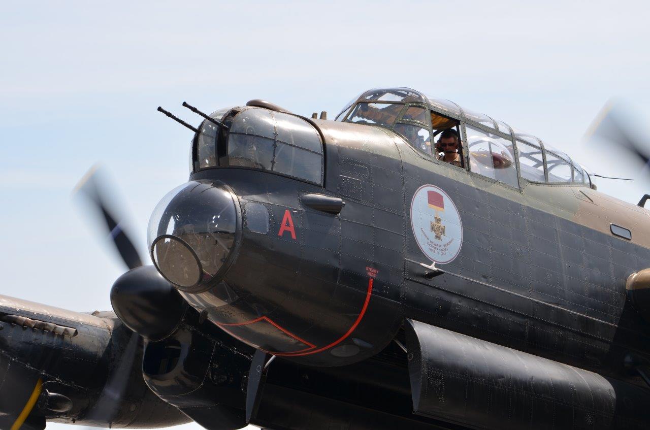 Lancaster Bomber Tour