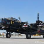 """Avro Lancaster Bomber - """"Ropey"""" - CWHM"""