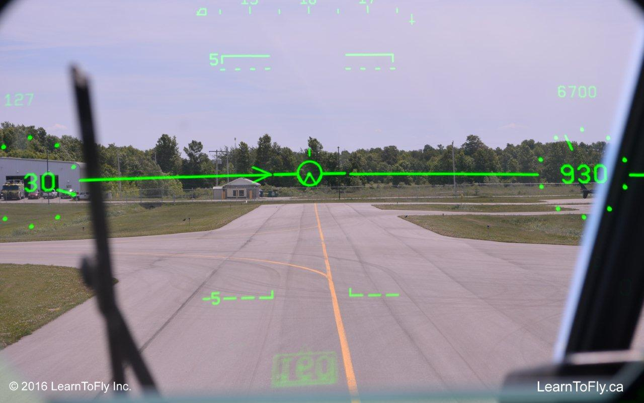 aircraft performance and the importance of the hud or heads up display Intuitive head-up display to super-midsize business aircraft, ghd 2100 hud gives pilots a fully or on the wrong runway based on performance data.