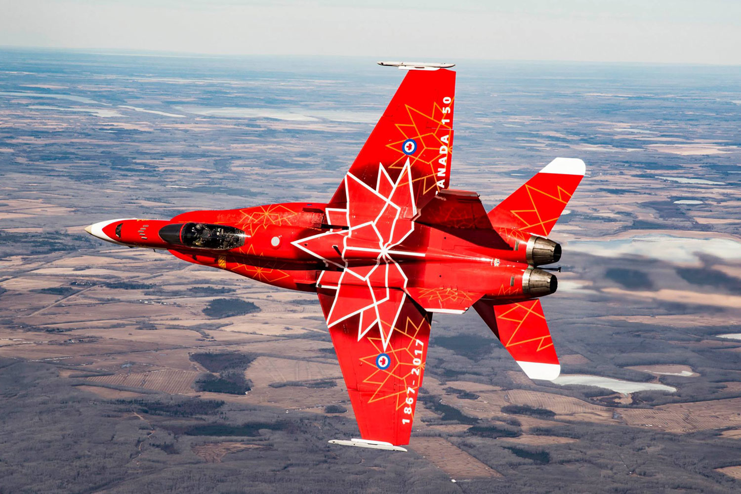 Air Force Birthday 2017 >> Canadian Arctic Aviation Tour 2017, CAAT Northern Canada Air Show Tour