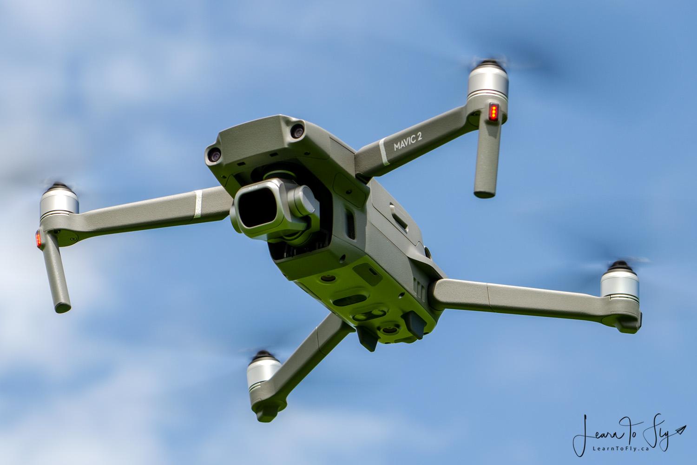 drone training in canada - altex technologies